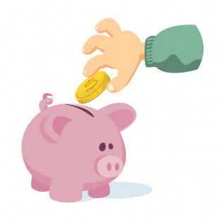 Oszczędzanie i unikanie kredytów dobrym sposób na uniknięcie komornika